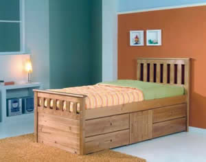 Single Storage Beds & Single Storage Beds | Storage Beds | Childrens Storage Beds